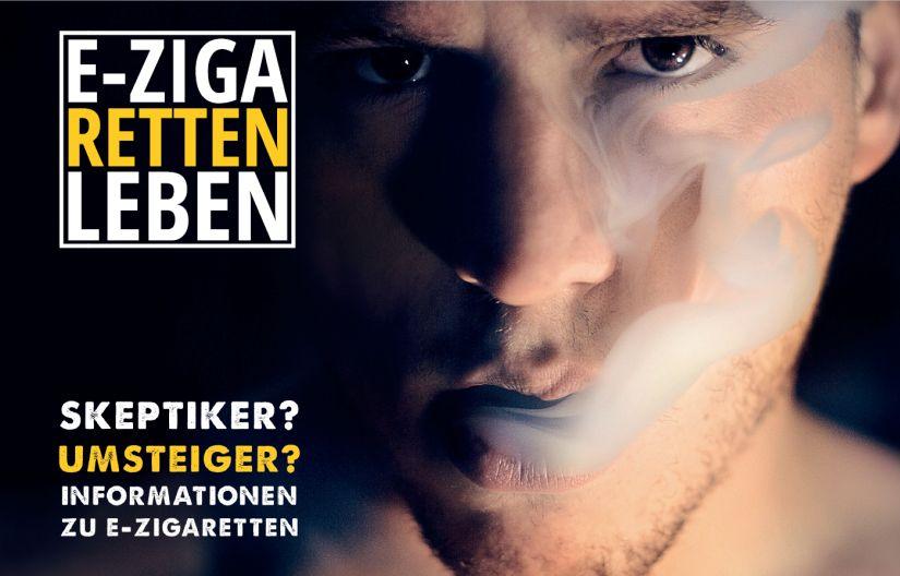E-Zigaretten Retten Leben