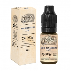 TONIX 10ml PEANUTBUTTER AND BLUEBERRY JAM - E-Liquid made in USA