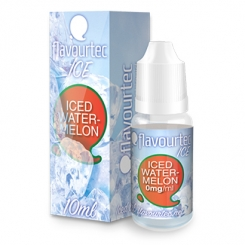 flavourtec ICED WATERMELON (geeiste Wassermelone) - E-Liquid made in EU