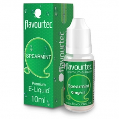 flavourtec GREEN MINT (vorm. Spearmint) (Minze) - E-Liquid made in EU
