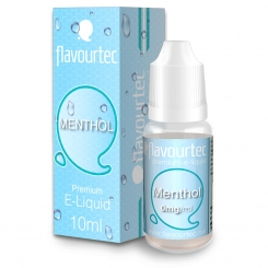 flavourtec MENTHOL - E-Liquid made in EU