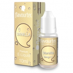 flavourtec VANILLA (Vanille) - E-Liquid made in EU