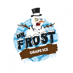 Dr. Frost GRAPE ICE Overdosed E-Liquid made in UK