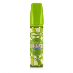 Dinner Lady APPLE PIE 60ml - E-Liquid made in UK