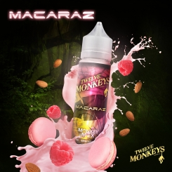 12 Monkeys 50ml MACARAZ OVERDOSED - E-Liquid made in CANADA