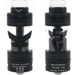 VaporGiant V5 S BLACK EDITION Selbstwickel-Tankverdampfer 23mm - Original VaporGiant