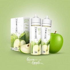 Skwezed APPLE 2x50ml OVERDOSED - E-Liquid made in USA