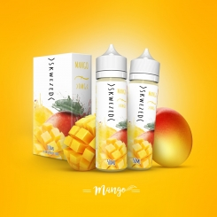 Skwezed MANGO 2x50ml OVERDOSED - E-Liquid made in USA