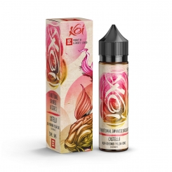 KOI CASTELLA (Biskuit) 50ml OVERDOSED - E-Liquid made in USA