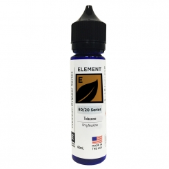 ELEMENT 50ml OVERDOSED Tobacco Honey Roasted - E-Liquid made in USA