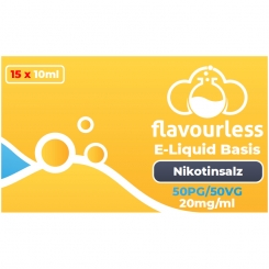 ! VPG NIKOTINSALZ Ns20 Booster Basen-Shot (65/35) 20mg - 10x10ml