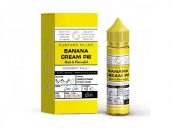 GLAS BASIX BANANA CREAM PIE 50ml OVERDOSED E-Liquid Made in USA