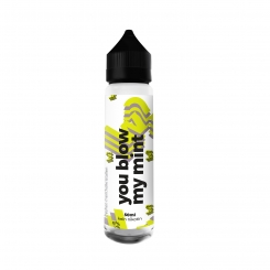 Wrong? YOU BLOW MY MINT 50ml OVERDOSED - E-Liquid made in Germany