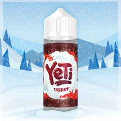 CHERRY 100 ml Liquid Overdosed - YETI