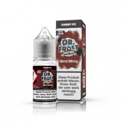 CHERRY ICE Nic Salt 10 ml Liquid - DR. FROST