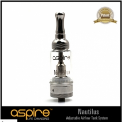 NAUTILUS Clearomizer mit AirFlow-Control - Original Aspire
