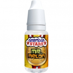 American Stars MR. MELON (Honigmelone, Mango, Papaya) - American Style E-Liquid made in EU