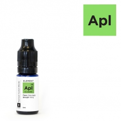 [MHD 01/19] ELEMENT APPLE (grüner Apfel) - 10ml - E-Liquid made in USA