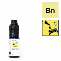 [MHD 01/19] ELEMENT BANANA NUT (Bananen-Nuss-Brot) - 10ml - E-Liquid made in USA