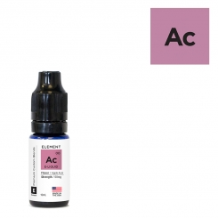 [MHD 01/19] ELEMENT APPLE ACAI (Apfel+Acaibeere) - 10ml - E-Liquid made in USA
