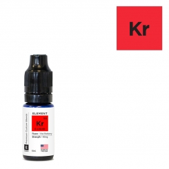 [MHD 01/19] ELEMENT KIWI REDBERRY (Kiwi+rote Beeren) - 10ml - E-Liquid made in USA