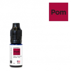 [MHD 01/19] ELEMENT POMEGRANATE (Granatapfel) - 10ml - E-Liquid made in USA