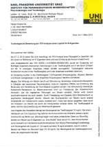 HappyLiquid Toxikologische Bewertung Universität Graz